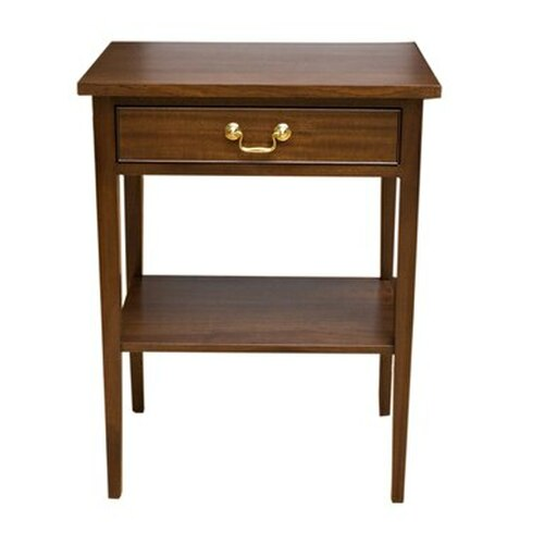 Botetourt Hepplewhite Bedside Table