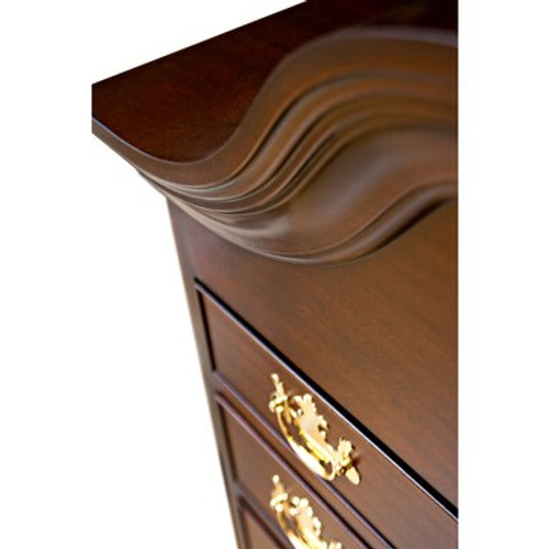 Bruton Full Bonnet Highboy