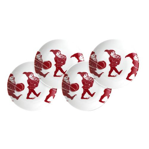 Caskata Red Elves Canape Set