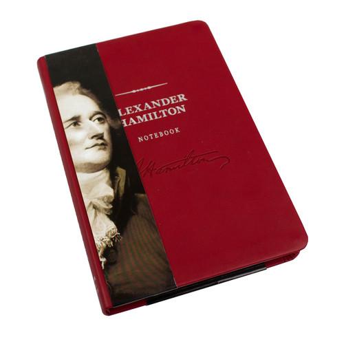 Alexander Hamilton Signature Notebook - Portrait sleeve cover