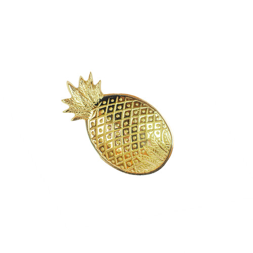 Pineapple Coin Dish