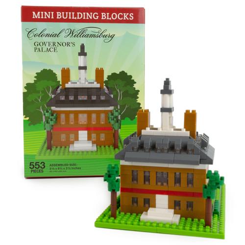 Governor's Palace Mini Building Blocks