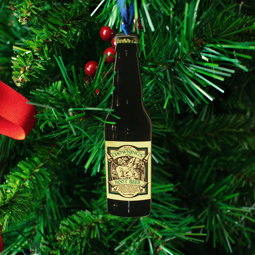 Chowning's Tavern Root Beer Ornament