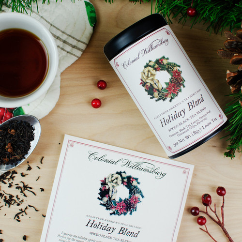 Colonial Williamsburg Holiday Blend Tea