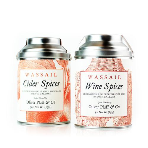Cider Spices Wassail Kit
