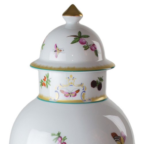 Duke of Gloucester Covered Ginger Jar | The Shops at Colonial Williamsburg