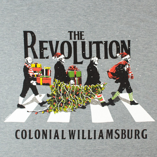 Revolution T-shirt, Holiday Edition