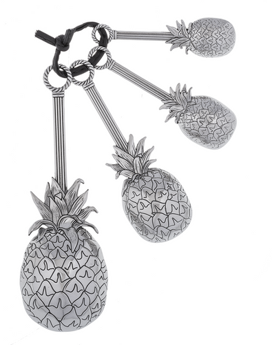 Pineapple Measuring Spoons Set | The Shops at Colonial Williamsburg
