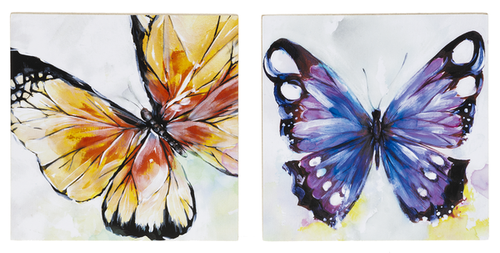 Butterfly Gallery Coaster Set | The Shops of Colonial Williamsburg