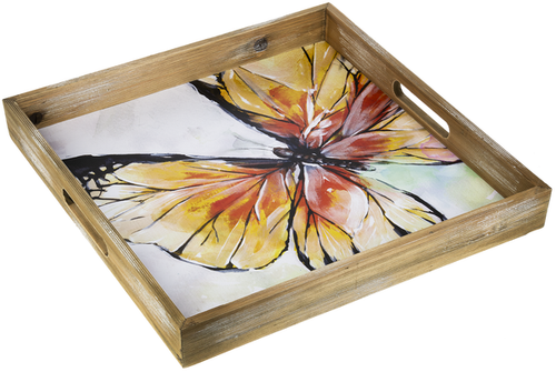 Butterfly Gallery Nested Trays | The Shops at Colonial Williamsburg