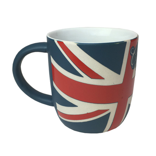 Colonial Williamsburg Logo Mug - Grand Union Flag and Governor's Palace | The Shops at Colonial Williamsburg