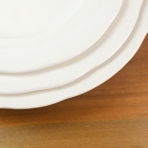 Charlotte Creamware Dinnerware | The Shops at Colonial Williamsburg