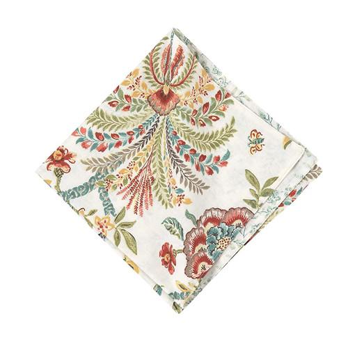 Braganza Table Linens - napkin   The Shops at Colonial Williamsburg