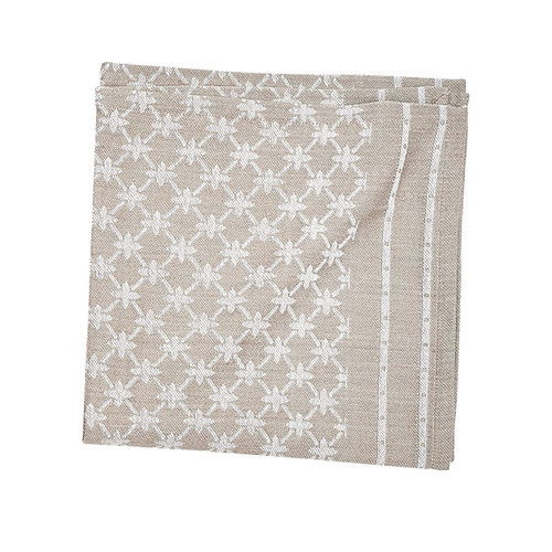 Markle Woven Table Linens - Clay - napkin   The Shops at Colonial Williamsburg