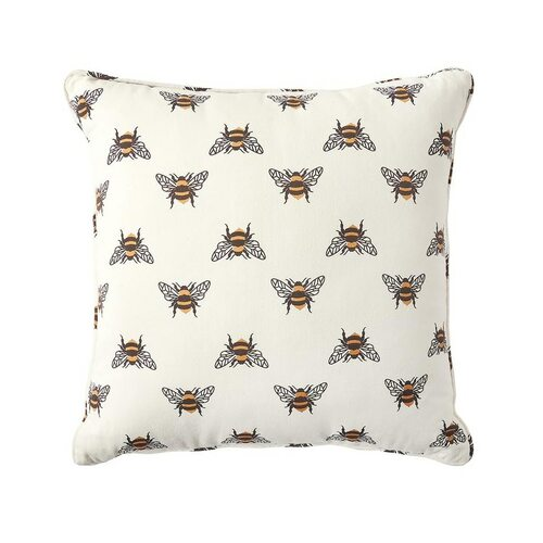 Bumble Bee Accent Pillow | The Shops at Colonial Williamsburg