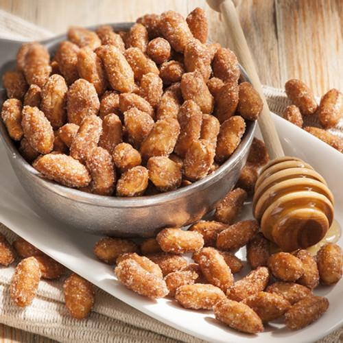 The Peanut Shop Honey Roasted Peanuts 10.5 Oz