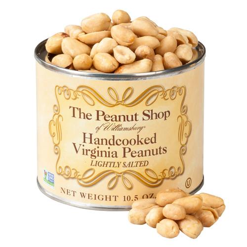The Peanut Shop Virginia Peanuts 10.5 Oz   The Shops at Colonial Williamsburg