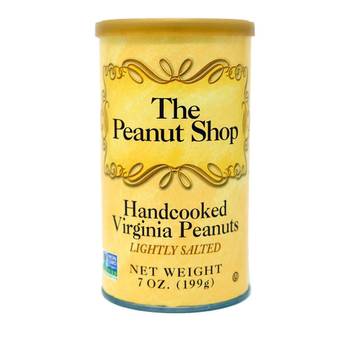 The Peanut Shop Virginia Peanuts 7 Oz | The Shops at Colonial Williamsburg