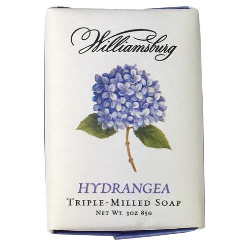 Hydrangea Soap Bar | The Shops at Colonial Williamsburg