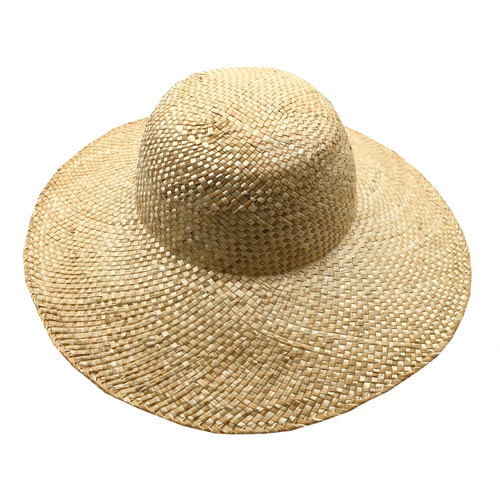 Women's Wheat Straw Hat Blank | The Shops at Colonial Williamsburg