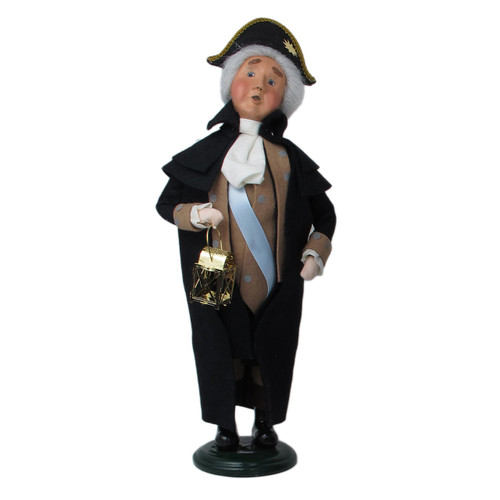 Byers' Choice George Washington | The Shops at Colonial Williamsburg