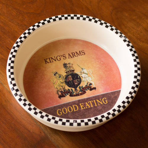 King's Arms Tavern Snack Bowl | The Shops at Colonial Williamsburg