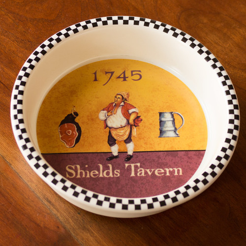 Shields Tavern Snack Bowl | The Shops at Colonial Williamsburg
