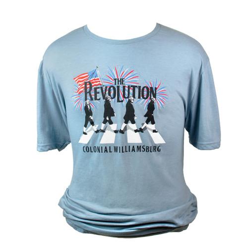 Colonial Williamsburg Revolution Fireworks T-Shirt | The Shops at Colonial Williamsburg