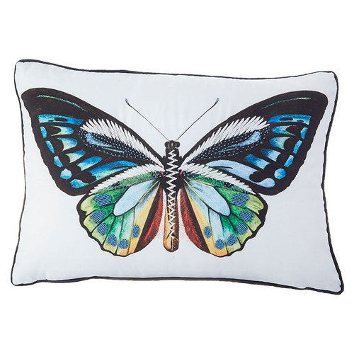 Butterfly Pillow   The Shops at Colonial Williamsburg