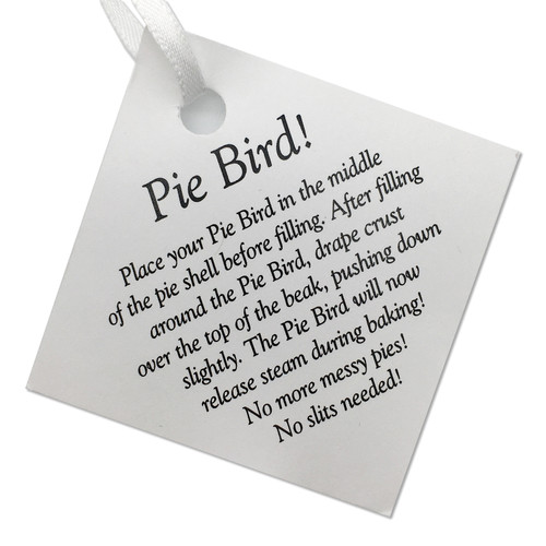 Blue Toile Pie Bird | The Shops at Colonial Williamsburg