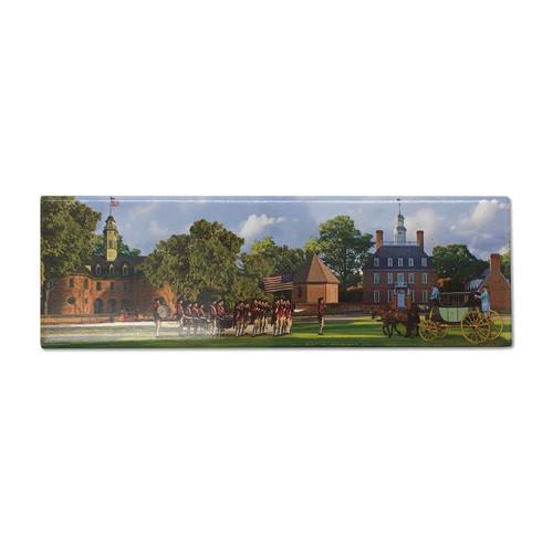 Colonial Williamsburg 2021 Calendar Background