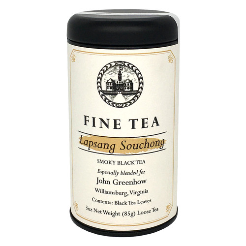 Colonial Williamsburg Lapsang Souchong Tea | The Shops at Colonial Williamsburg