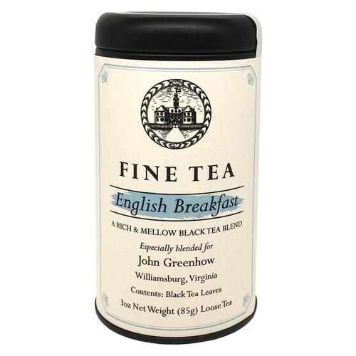 Colonial Williamsburg English Breakfast Tea  | The Shops at Colonial Williamsburg