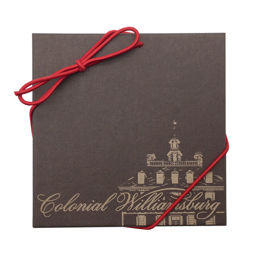 Colonial Williamsburg Governor's Palace Wood Ornament | The Shops at Colonial Williamsburg