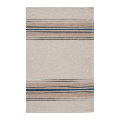 French Blue Stripe Kitchen Towel | The Shops at Colonial Williamsburg