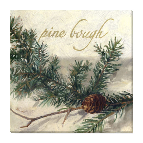 """Pine Bough"" Canvas Giclee Print by Darren Gygi 