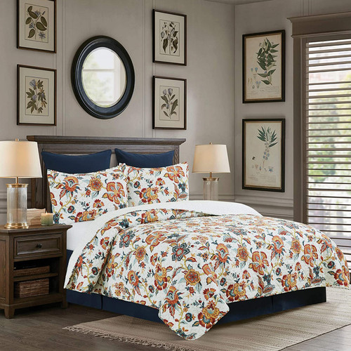 Kennedy Quilt Set | The Shops at Colonial Williamsburg