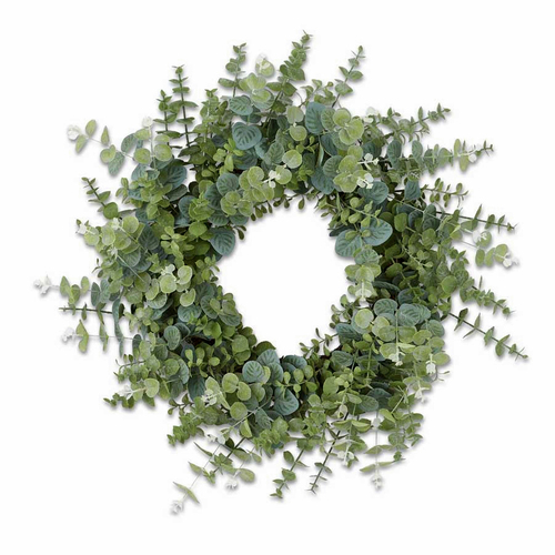 "Blue Gum Eucalyptus Wreath 24"" | The Shops at Colonial Williamsburg"