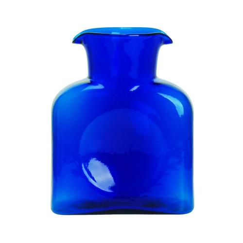 Blenko Glass 384 Cobalt Water Bottle   The Shops at Colonial Williamsburg