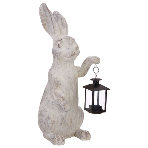 Rabbit Carrying Lantern | The Shops at Colonial Williamsburg