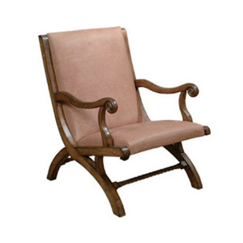 Kalahari Chair by McKinley Leather Furniture | The Shops at Colonial Williamsburg