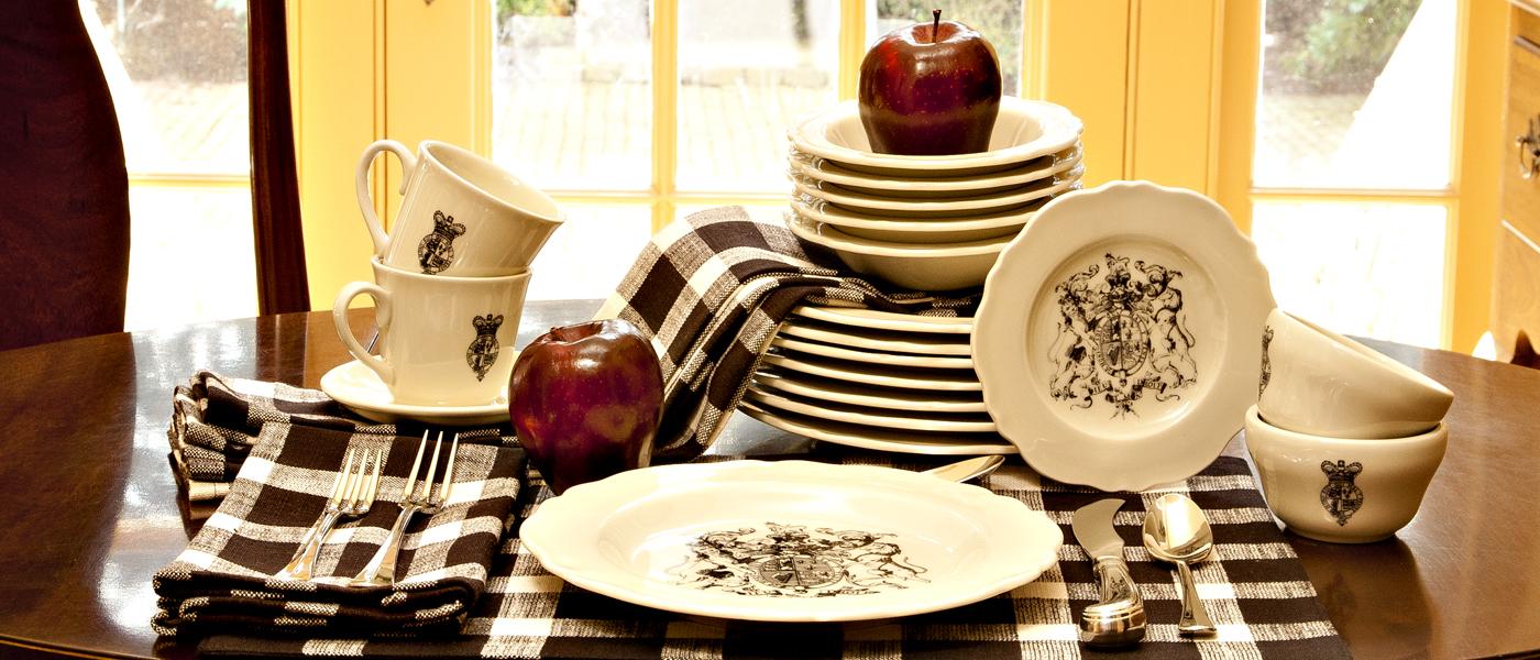 King's Arms Tavern Dinnerware