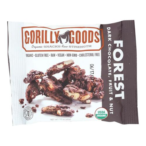 Supernola - Fruit Nuts Dark Chocolate Cnch - Case of 12-1.6 OZ