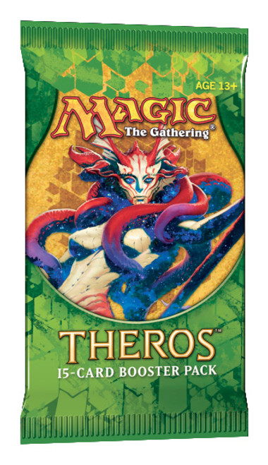 Magic: The Gathering Theros Booster Pack