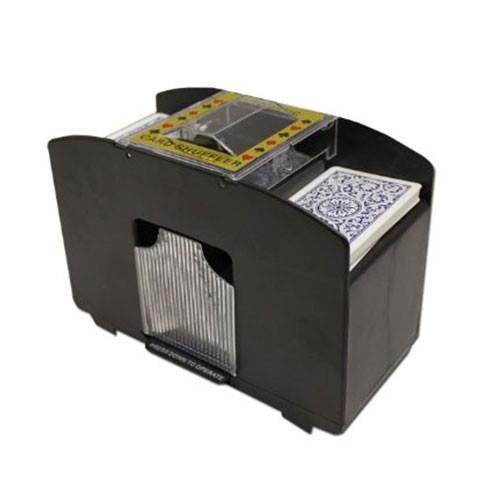 4 Deck Playing Card Shuffler