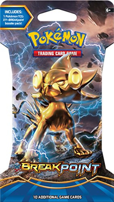Pokémon TCG: XY—BREAKpoint Sleeved Booster Pack (10 cards)