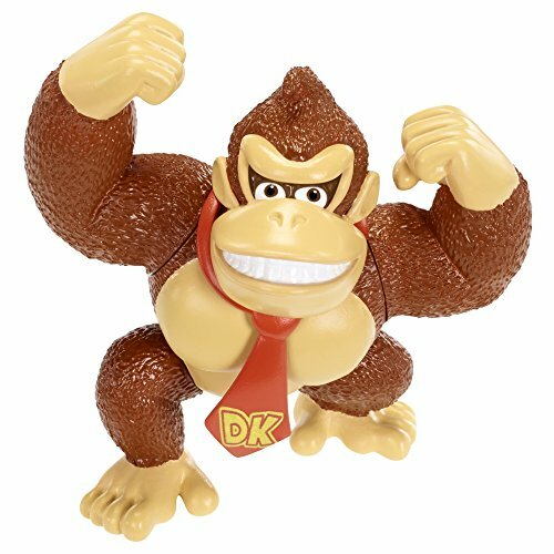 World of Nintendo 3 Donkey Kong Figure (Series 1-1)