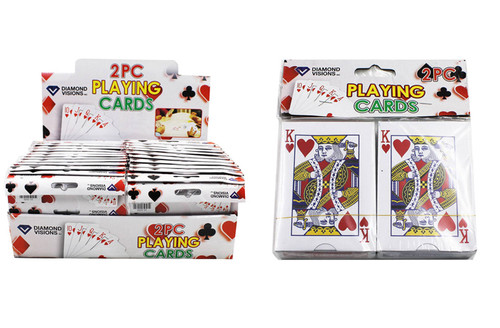 2 Pack Playing Cards