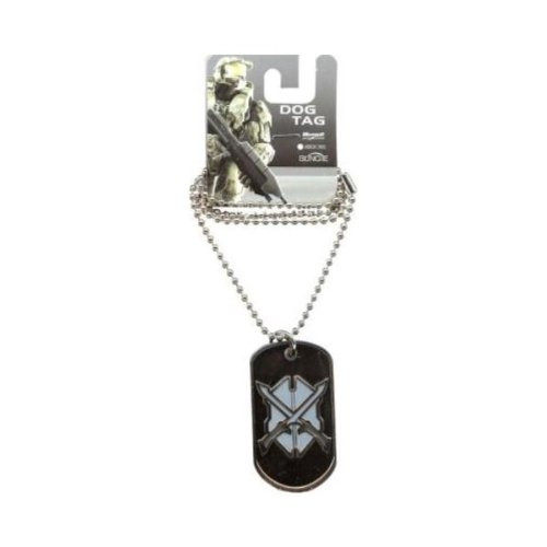Halo 3 Covenant Dog Tag Necklace