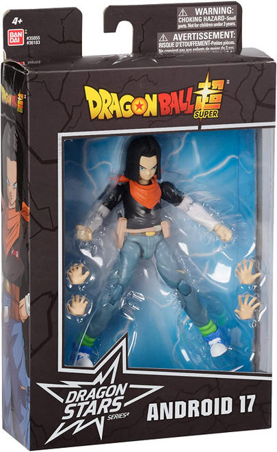 Dragon Stars Android 17 Figure